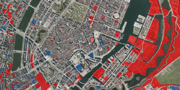 Jordforureningskort på Vingårdstræde 13, 1. , 1070 København K