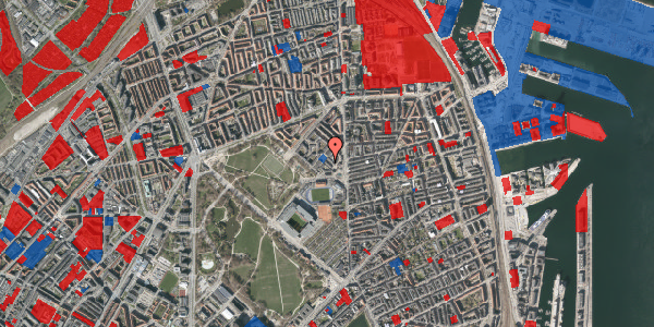 Jordforureningskort på Østerfælled Torv 29, 1. , 2100 København Ø