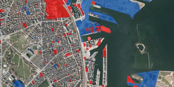 Jordforureningskort på Marmorvej 11A, 4. th, 2100 København Ø