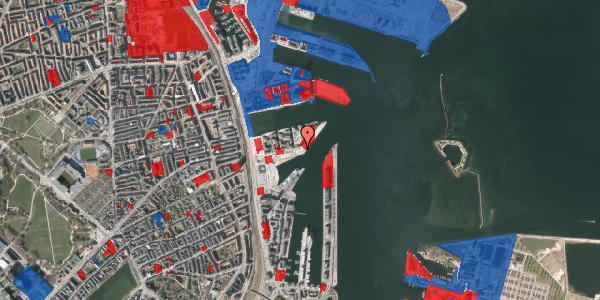 Jordforureningskort på Marmorvej 20, 2100 København Ø