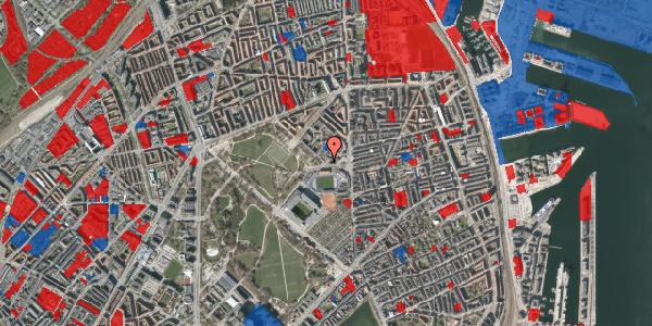 Jordforureningskort på Serridslevvej 2, kl. , 2100 København Ø