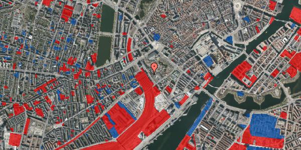 Jordforureningskort på Bernstorffsgade 7, 1577 København V