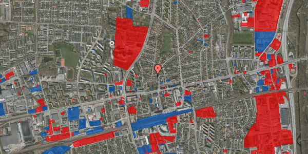 Jordforureningskort på Kochsvej 5, st. , 2600 Glostrup