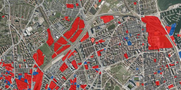 Jordforureningskort på H.P. Ørums Gade 35, 2100 København Ø