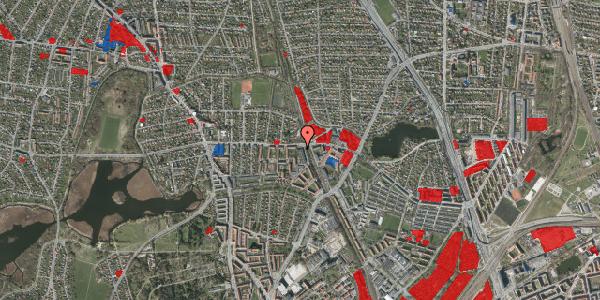 Jordforureningskort på Banebrinken 101, 2400 København NV