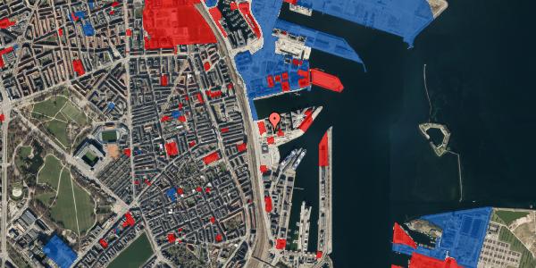 Jordforureningskort på Marmorvej 7D, 2100 København Ø