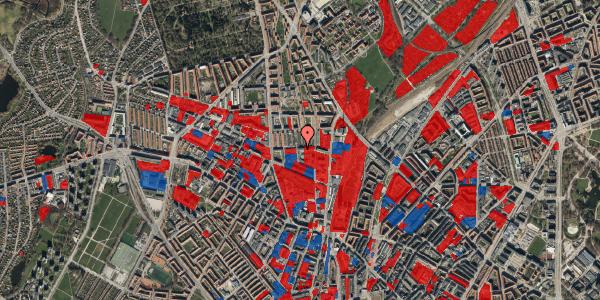Jordforureningskort på Bygmestervej 21A, st. mf, 2400 København NV