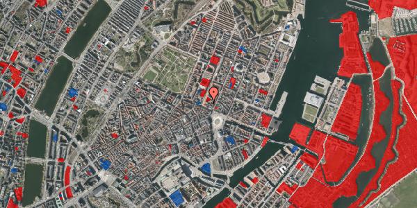 Jordforureningskort på Gothersgade 8E, 4. , 1123 København K