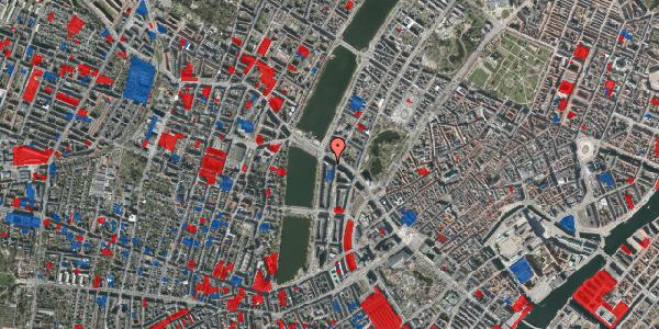 Jordforureningskort på Gyldenløvesgade 19, 1600 København V