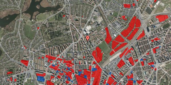 Jordforureningskort på Tagensvej 196, 2400 København NV