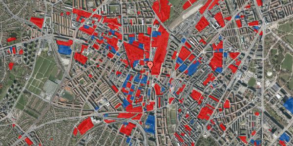 Jordforureningskort på Lygten 1, 2400 København NV