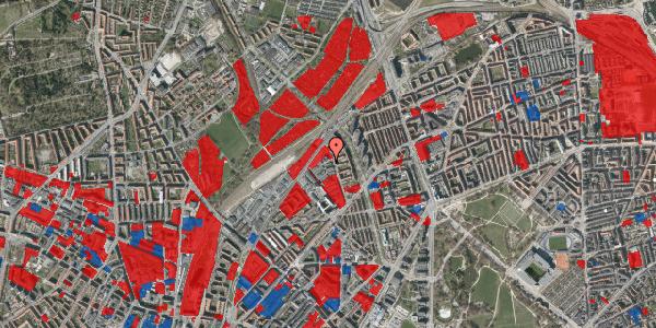 Jordforureningskort på Emblasgade 43, 1. tv, 2100 København Ø