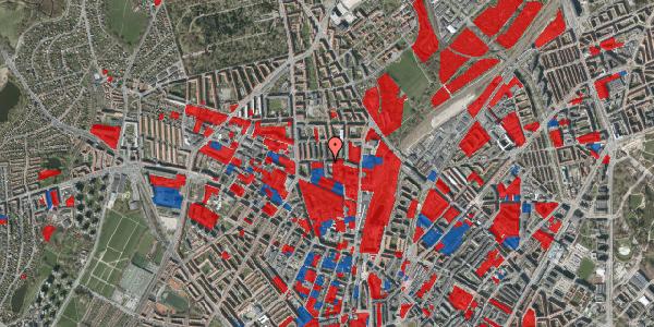 Jordforureningskort på Bisiddervej 18, 3. 4, 2400 København NV