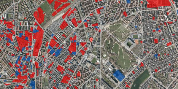 Jordforureningskort på Sifs Plads 1, 2100 København Ø