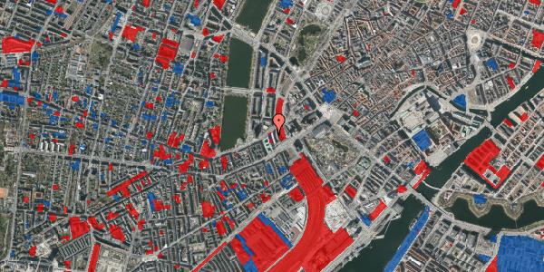 Jordforureningskort på Meldahlsgade 6, 1613 København V