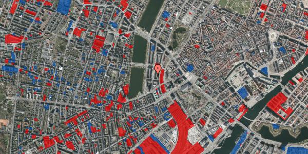 Jordforureningskort på Nyropsgade 43, 1. , 1602 København V