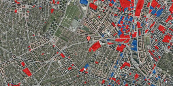 Jordforureningskort på Abrikosvej 1, 2400 København NV