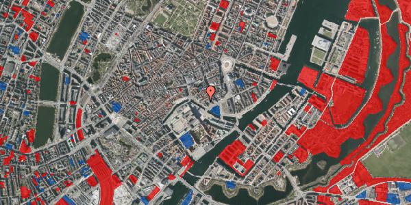 Jordforureningskort på Admiralgade 28, 3. , 1066 København K