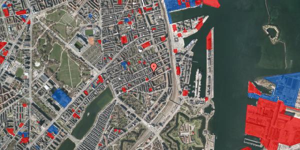 Jordforureningskort på Aggersborggade 3A, kl. , 2100 København Ø