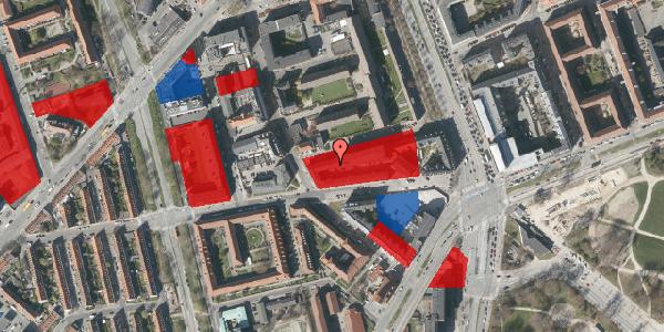 Jordforureningskort på Aldersrogade 6D, 1. th, 2100 København Ø