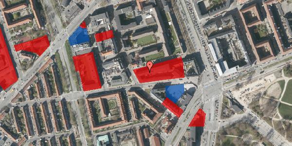 Jordforureningskort på Aldersrogade 6D, 2. tv, 2100 København Ø