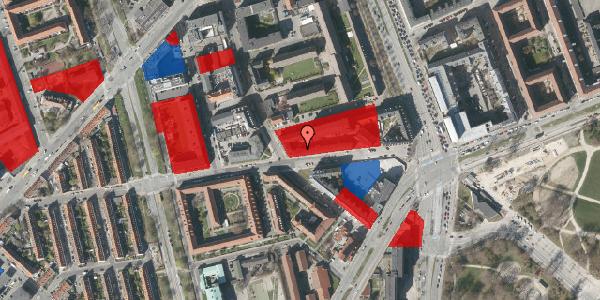 Jordforureningskort på Aldersrogade 6E, kl. , 2100 København Ø