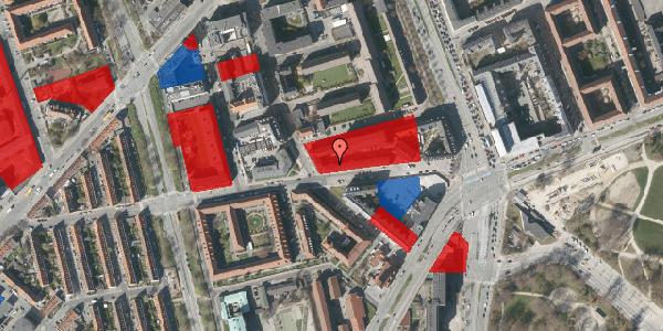Jordforureningskort på Aldersrogade 6E, 2. , 2100 København Ø