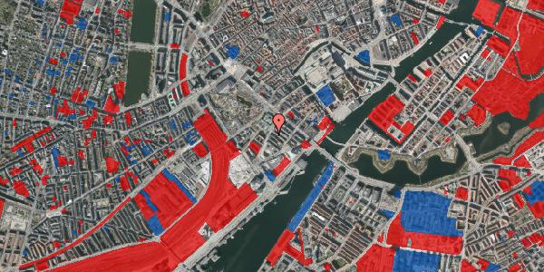 Jordforureningskort på Anker Heegaards Gade 2, 5. 504, 1572 København V