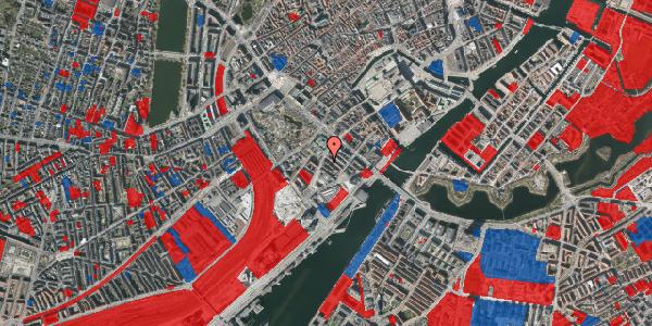 Jordforureningskort på Anker Heegaards Gade 2, 5. 510, 1572 København V
