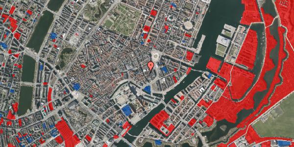 Jordforureningskort på Asylgade 4, 1. th, 1064 København K