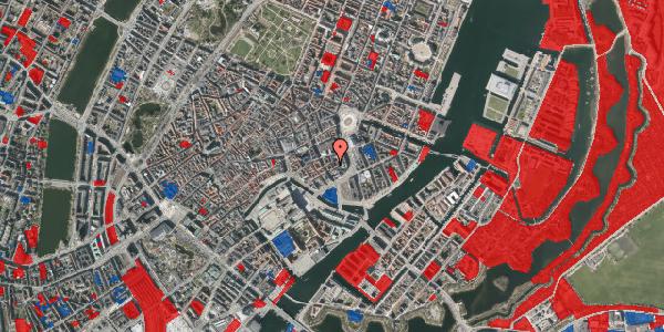 Jordforureningskort på Asylgade 8, 3. , 1064 København K