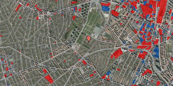 Jordforureningskort på Bakkevej 10, 2400 København NV