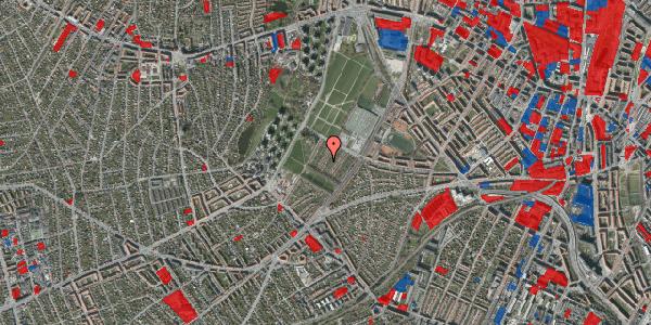 Jordforureningskort på Bakkevej 22, 2400 København NV