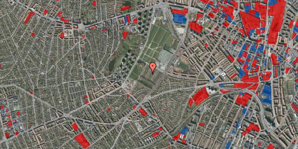 Jordforureningskort på Bakkevej 24, 2400 København NV