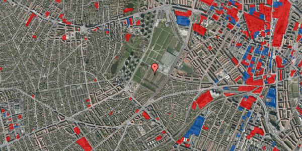 Jordforureningskort på Bakkevej 27, 2400 København NV