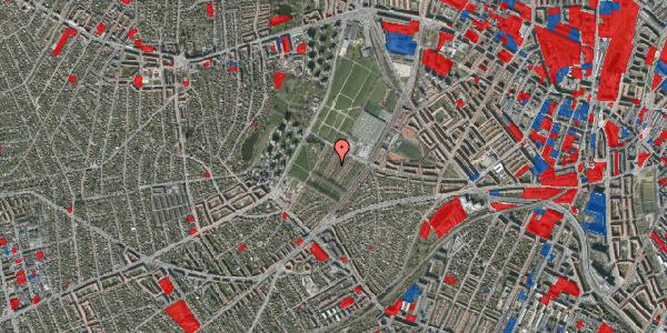Jordforureningskort på Bakkevej 28, 2400 København NV
