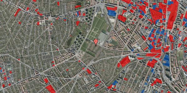 Jordforureningskort på Bakkevej 34, 2400 København NV