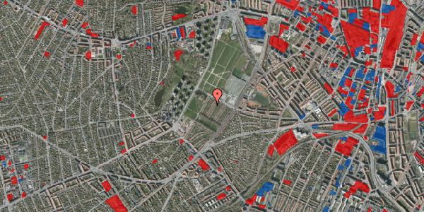 Jordforureningskort på Bakkevej 35, 2400 København NV