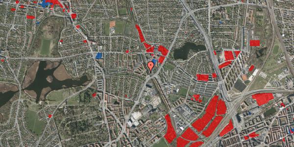 Jordforureningskort på Banebrinken 73, 1. th, 2400 København NV