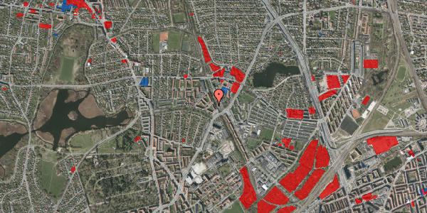 Jordforureningskort på Banebrinken 75, 2. mf, 2400 København NV