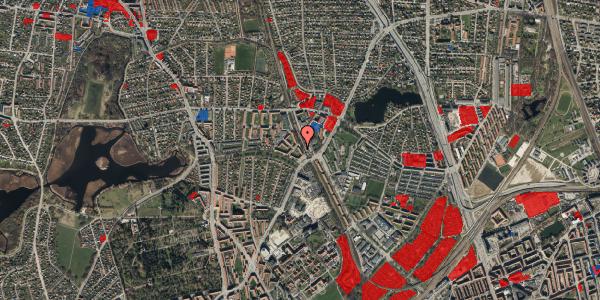 Jordforureningskort på Banebrinken 75, 2. tv, 2400 København NV