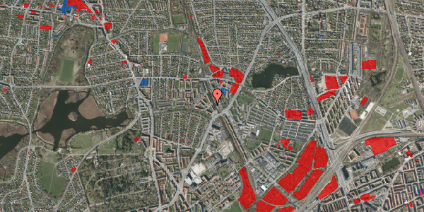 Jordforureningskort på Banebrinken 77, 2. mf, 2400 København NV