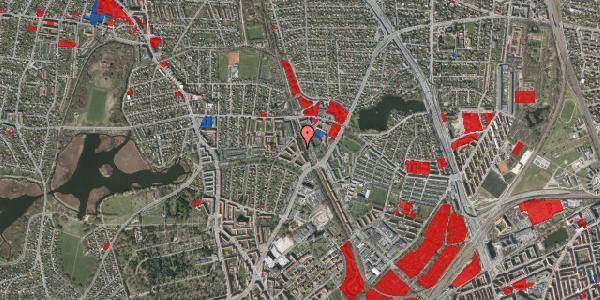Jordforureningskort på Banebrinken 79, 1. th, 2400 København NV