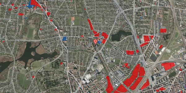 Jordforureningskort på Banebrinken 81, 1. mf, 2400 København NV