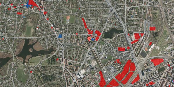 Jordforureningskort på Banebrinken 81, 2. tv, 2400 København NV