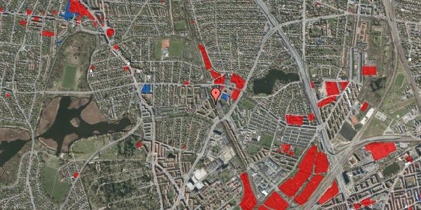 Jordforureningskort på Banebrinken 83, 2. tv, 2400 København NV