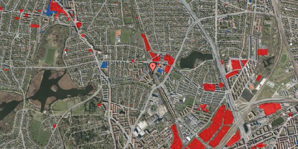 Jordforureningskort på Banebrinken 87, 1. mf, 2400 København NV