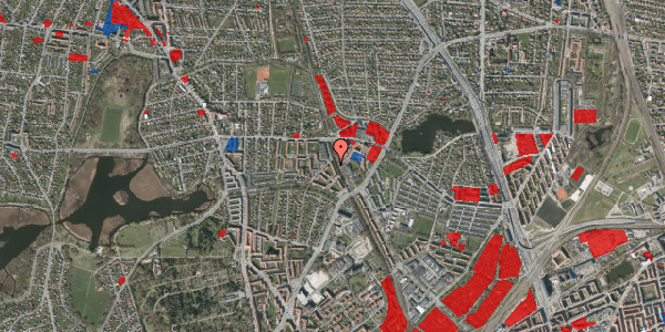 Jordforureningskort på Banebrinken 87, 1. tv, 2400 København NV