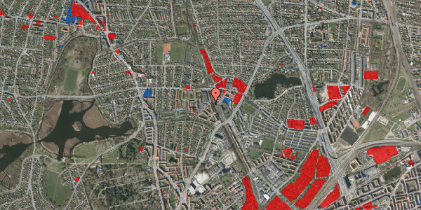 Jordforureningskort på Banebrinken 89, 1. mf, 2400 København NV