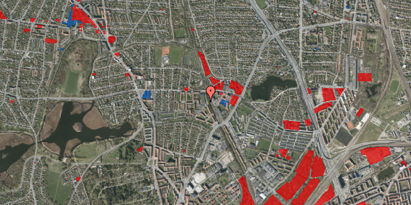 Jordforureningskort på Banebrinken 91, 1. 5, 2400 København NV